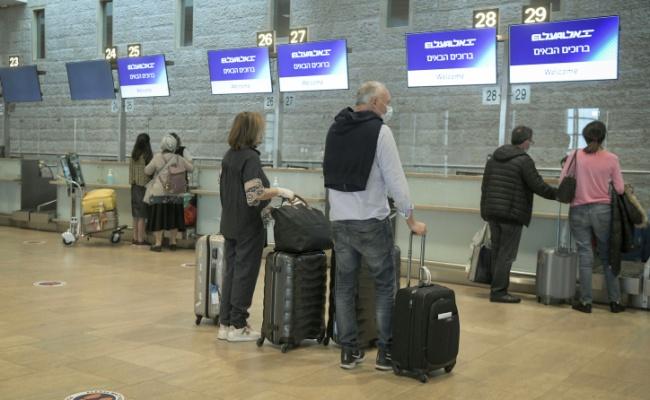 נקבע מתווה: כך ייכנסו לארץ תיירים שחוסנו