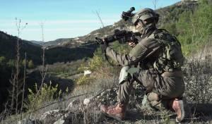 צפו באימון הטרור המיוחד עם צבא קפריסין