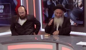 השכול והחקירה: הרב אלחדד ובנו בריאיון