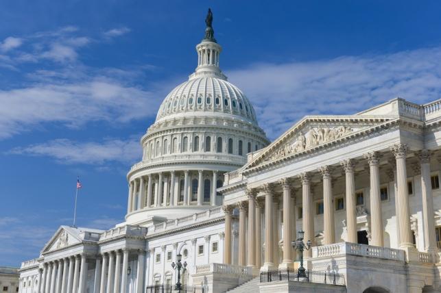 """בניין הקונגרס האמריקאי - """"הקפיטול"""""""