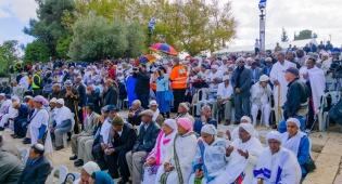 יהודים אתיופיים. למצולמים אין קשר לנאמר בידיעה