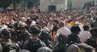 לאחר ההתפרעות בהר הבית: הותרה כניסתם של היהודים