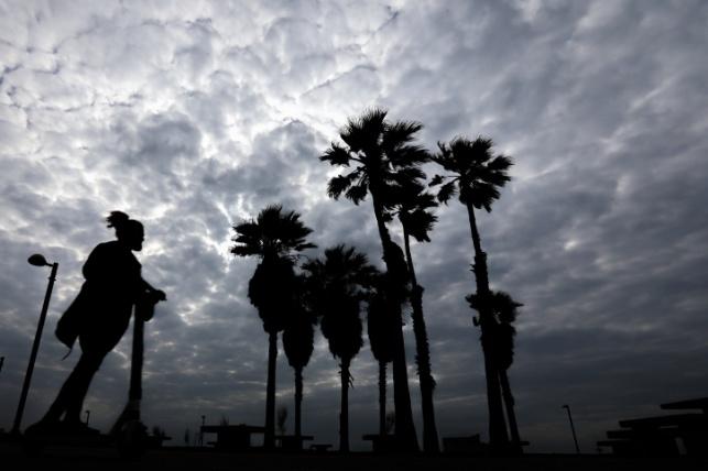 """תחזית מזג האוויר: סופ""""ש סוער וגשום לפנינו"""