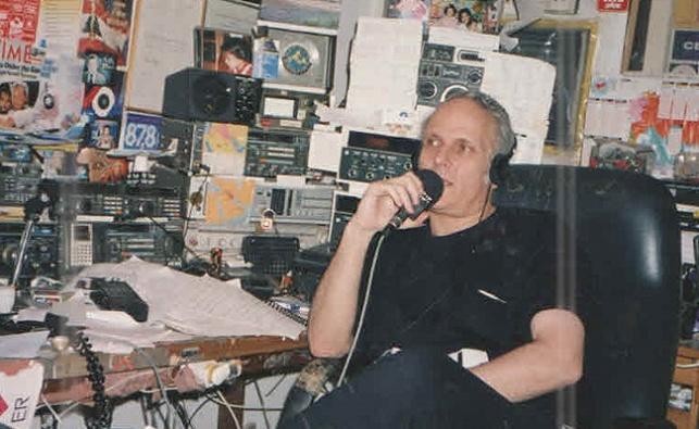 מיקי גורדוס בשידוריו