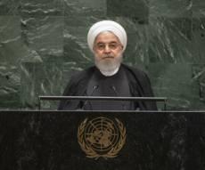 """נשיא איראן: """"שטות אחת תצית אש גדולה"""""""