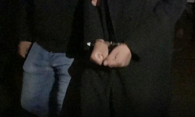 מעצר אחד החשודים בהתפרעות