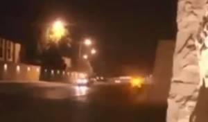 מה קרה בסעודיה: ירי מנשק או יירוט רחפן?