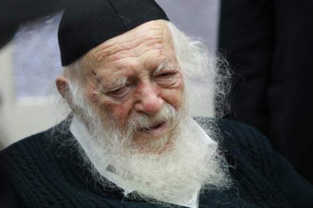 """מרן הגר""""ח קנייבסקי"""