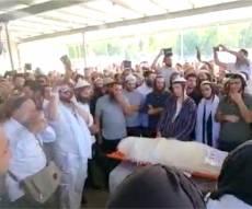 הריקודים בהלוויה