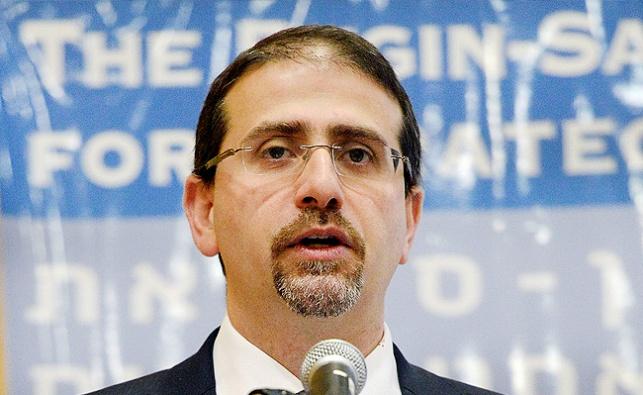 השגריר האמריקני דן שפירו