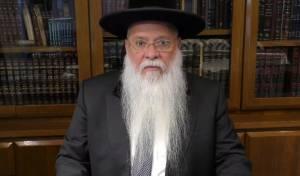 הרב מרדכי מלכא על שביעי של פסח • צפו