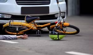 י-ם: משאית פגעה בחרדי שרכב על אופניים