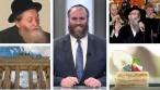 מסע עולמי ל'שבועות': קמיסר, פריד ומלאך