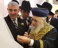 הרב עדס אסר להשתתף בחתונת בת הפייטן