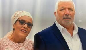 בני הזוג שנספו בתאונה