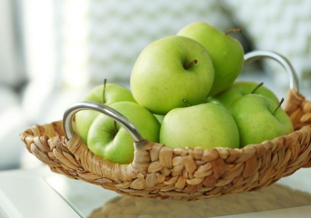 לאחסן תפוחים נכון