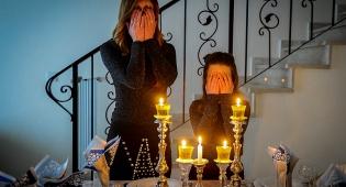 נרות שבת. ארכיון - החברה שומרת השבת הופכת לאחת היצרניות הגדולות