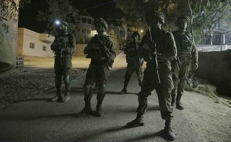 """חיילים בפעילוץ אילוסטרציה - חייל צה""""ל נפצע בינוני מירי של כוחותינו"""