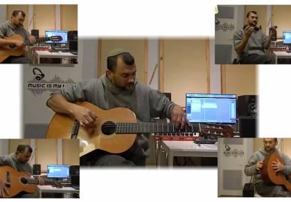 """ערן קליין והגיטרה בקליפ אקוסטי: """"ברזיל"""""""