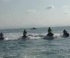 כך נערך חיל הים לחדירות חיזבאללה • צפו