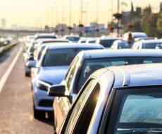 ירושלים עמוסה יותר מתל אביב - וויז מציגה: אלו האזורים הקשים לנהיגה