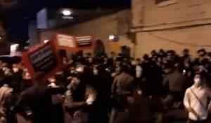 י-ם: הקיצוניים יצאו במחאה רגלית ברחובות