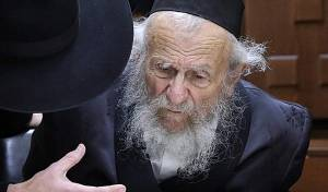 """רבי יעקב אדלשטיין זצוק""""ל"""