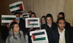 קבר יוסף: נעצרו בידי פלסטינים וברחו • צפו