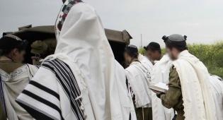 חיילים ב'נצח יהודה', ארכיון. למצולמים אין קשר לכתבה