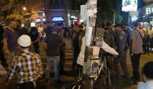 שוב הפגנה בכיכר השבת: מפגין אחד נעצר