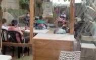 בחצרות, בגנים ובחניונים: הילדים 'מתמידים'