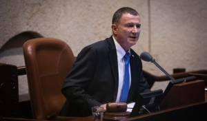 """יו""""ר הכנסת יולי אדלשטיין"""