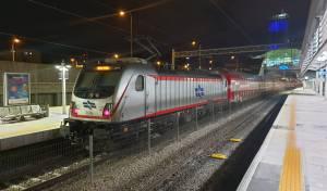 """צפו: נסיעת מבחן בקו הרכבת החשמלי בין ירושלים לת""""א"""