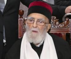 """רבי יהושע מאמן זצ""""ל - זקן רבני מרוקו: הגאון רבי יהושע מאמאן ז""""ל"""