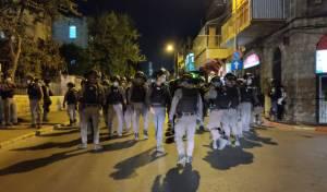 """שוטרים, אמש במא""""ש"""