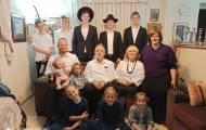 """קומזיץ ותמונה משפחתית: התיעוד האחרון של שמואל ז""""ל"""