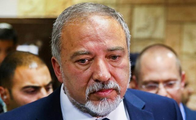 שר הביטחון המיועד אביגדור ליברמן