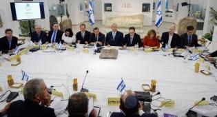 ישיבת הממשלה, הבוקר - אושרו 200 מיליון שקל להקמת רכבל בירושלים