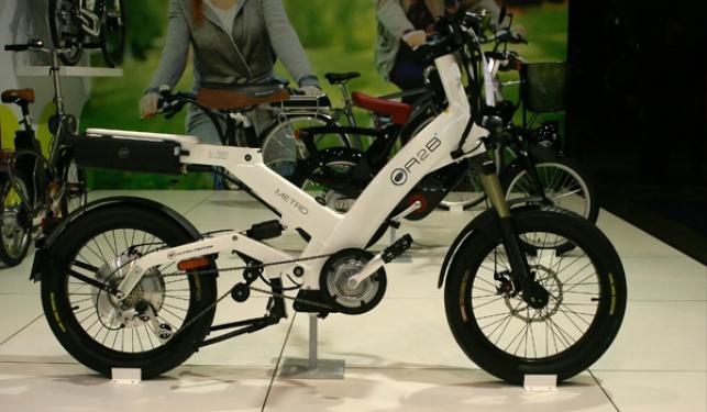 קנס ונקודות על אופניים חשמליים