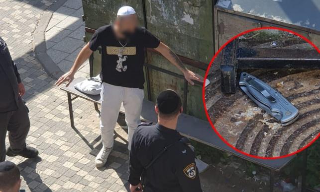 """מעצר הפורץ לבית הגר""""ח קנייבסקי - הוארך"""
