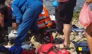 הפארמדיק בזירת הטביעה - מאמצי החייאה לילדה בת 7 שטבעה בכנרת