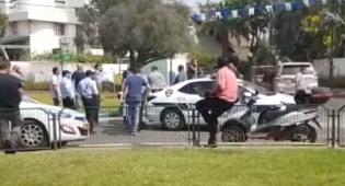 אדם נפצע בינוני באירוע דקירה ברמת השרון