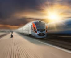 רכבת מהירה. אילוסטרציה - המיזם החדש של איוב קרא: רכבת לדמשק