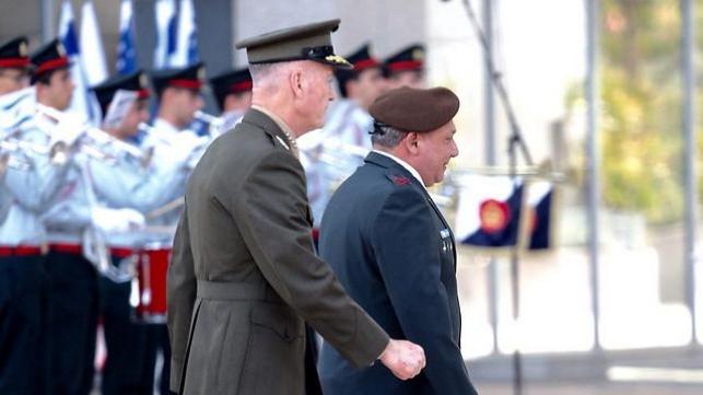 הגנרל בישראל