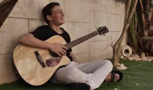 הנער שמואל נעמן בסינגל חדש: שובי אליי