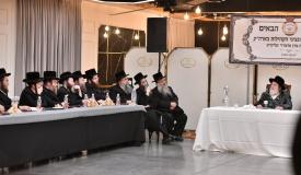 בויזנ'יץ הוחלט: קהילה לכל 100 משפחות