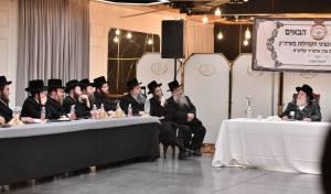 בויז'ניץ הוחלט: קהילה לכל 100 משפחות