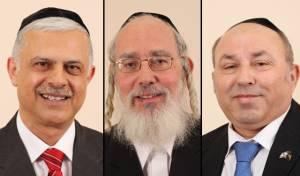 הבזבזנים הגדולים: אברהם מיכאלי, ישראל אייכלר ואמנון כהן