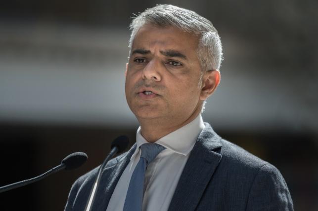 ראש העיר לונדון, סאדיק קאן