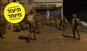 הפשיטה על הבית והמעצר: לילה בחברון עם מסכלי הטרור